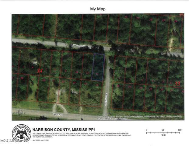 L11&12 Walthall St, Pass Christian, MS 39571 (MLS #373546) :: Berkshire Hathaway HomeServices Shaw Properties