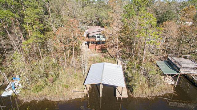 9921 Hidden Lake Rd, Vancleave, MS 39565 (MLS #373574) :: The Demoran Group at Keller Williams