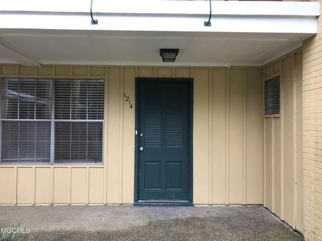 3310 Washington Ave #1214, Pascagoula, MS 39581 (MLS #373588) :: The Sherman Group