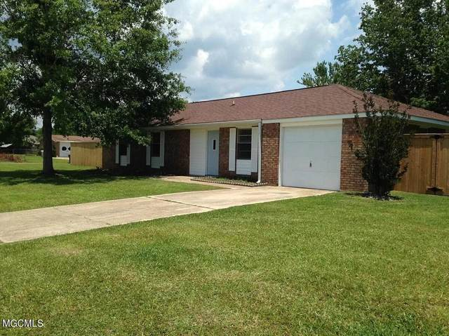 7124 Dewberry St, Ocean Springs, MS 39564 (MLS #373594) :: Berkshire Hathaway HomeServices Shaw Properties