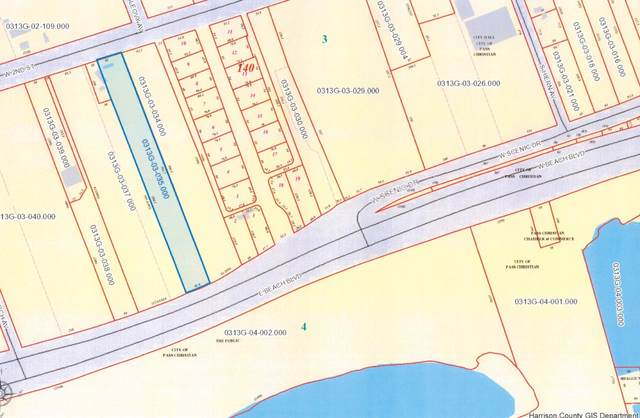 236 W Beach Blvd, Pass Christian, MS 39571 (MLS #373608) :: Berkshire Hathaway HomeServices Shaw Properties