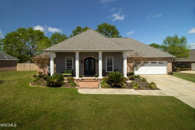 15439 Overlook Dr, Gulfport, MS 39503 (MLS #373609) :: Berkshire Hathaway HomeServices Shaw Properties