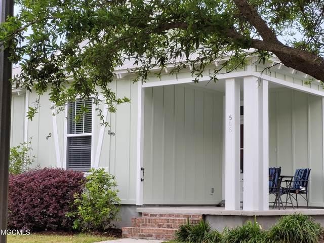 506 John Baptiste St, Bay St. Louis, MS 39520 (MLS #373637) :: Berkshire Hathaway HomeServices Shaw Properties