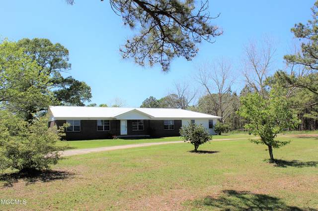 3163 Dickerson Sawmill Road, Lucedale, MS 39452 (MLS #373676) :: Coastal Realty Group
