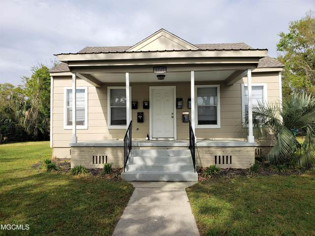 1717 21st Ave, Gulfport, MS 39501 (MLS #373677) :: Berkshire Hathaway HomeServices Shaw Properties