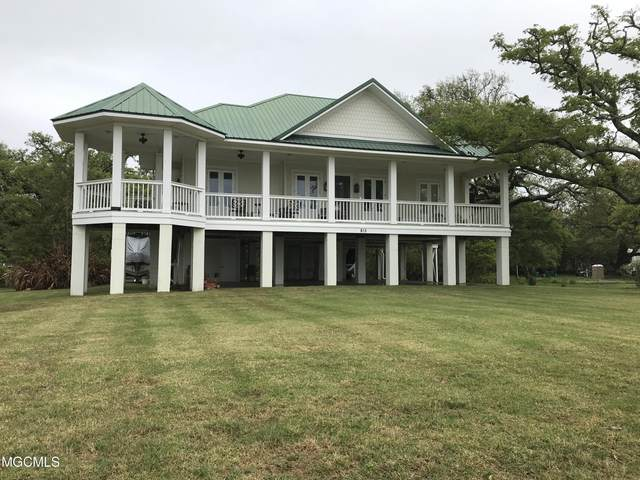 815 Beach Blvd, Pascagoula, MS 39567 (MLS #373705) :: The Sherman Group