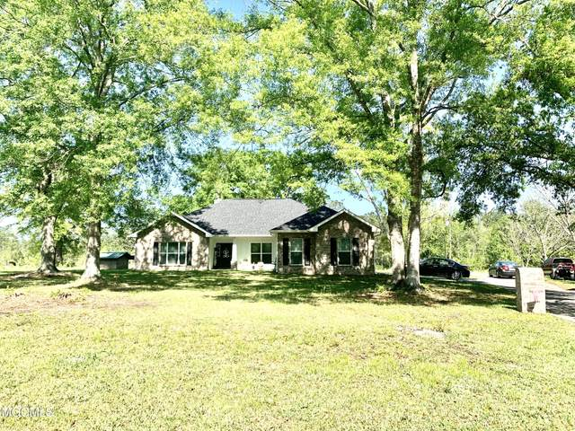 1900 Goldrush St, Vancleave, MS 39565 (MLS #373711) :: The Sherman Group