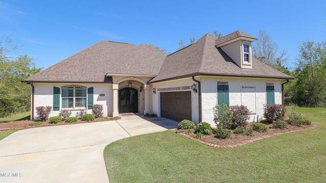 12027 Parc Aux Chenes, Gulfport, MS 39503 (MLS #373724) :: Coastal Realty Group