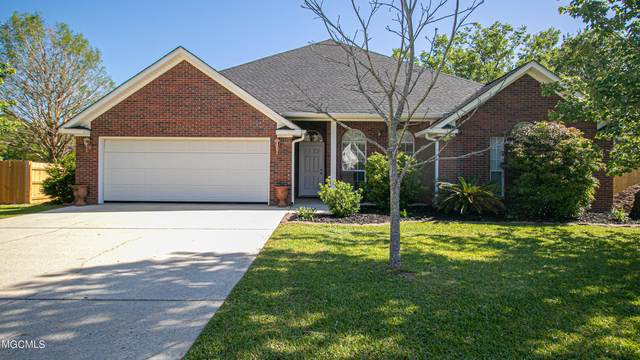17 Scott Station Cv, Long Beach, MS 39560 (MLS #373744) :: The Sherman Group