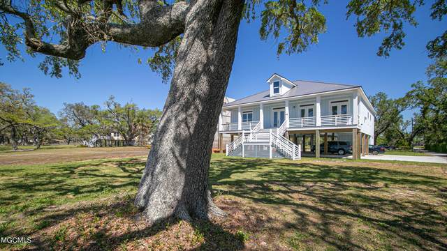 406 E Beach Blvd, Gulfport, MS 39507 (MLS #373804) :: The Sherman Group