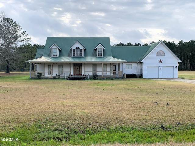 8360 Mint Julep Dr, Perkinston, MS 39573 (MLS #373823) :: The Sherman Group