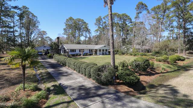 4103 Franklin Ave, Gulfport, MS 39507 (MLS #373824) :: The Sherman Group
