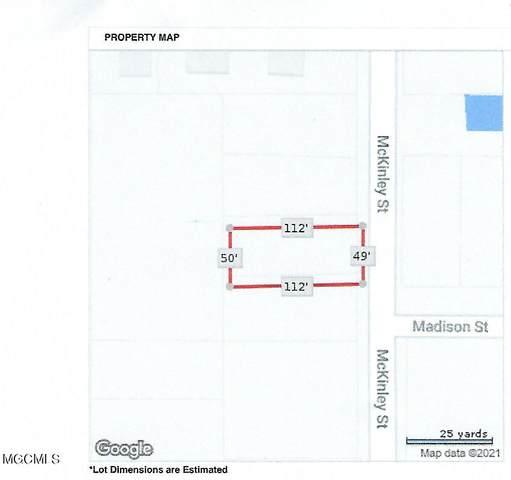Lot 14 Mckinley St, Bay St. Louis, MS 39520 (MLS #373835) :: The Sherman Group