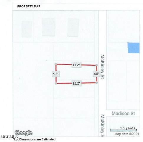 Lot 13 Mckinley St, Bay St. Louis, MS 39520 (MLS #373836) :: The Sherman Group