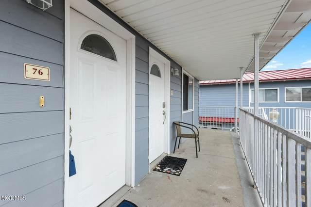 1664 Beach Blvd #76, Biloxi, MS 39531 (MLS #373843) :: The Sherman Group