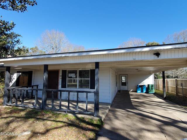 4709 Newman Ave, Pascagoula, MS 39581 (MLS #373855) :: The Sherman Group