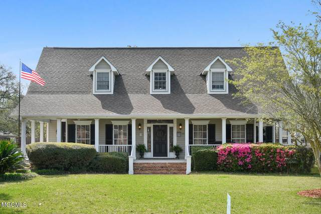 317 Eastview Dr, Biloxi, MS 39531 (MLS #373870) :: The Sherman Group