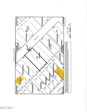 311 Terrace Ave, Waveland, MS 39576 (MLS #373895) :: Dunbar Real Estate Inc.