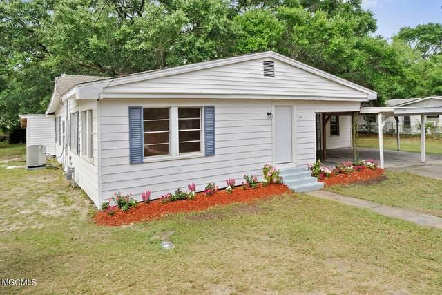 1266 24th St, Gulfport, MS 39501 (MLS #373922) :: Coastal Realty Group