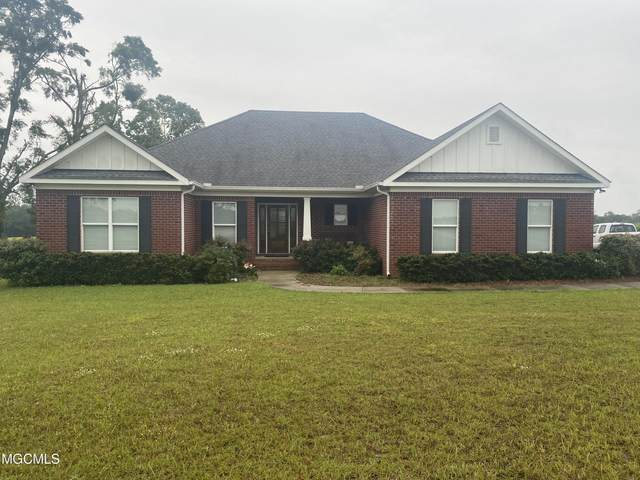 253 Basin School Rd, Lucedale, MS 39452 (MLS #373927) :: Coastal Realty Group