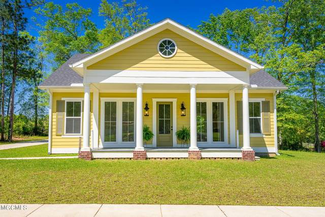 5 Larkmeade Lane, Laurel, MS 39443 (MLS #373928) :: Coastal Realty Group