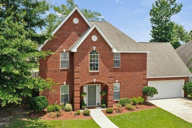 13326 River Rapid Dr, D'iberville, MS 39540 (MLS #373934) :: Coastal Realty Group
