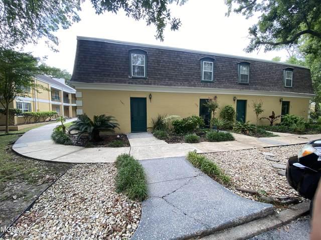 3310 Washington Ave #1301, Pascagoula, MS 39581 (MLS #373937) :: Dunbar Real Estate Inc.
