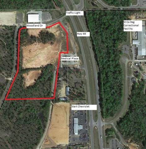 Address Not Published, Wiggins, MS 39577 (MLS #373959) :: Berkshire Hathaway HomeServices Shaw Properties