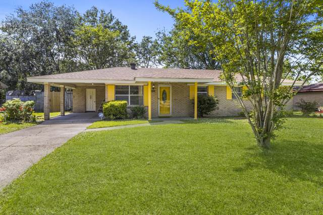 604 Todd Dr, Gulfport, MS 39503 (MLS #374005) :: Coastal Realty Group