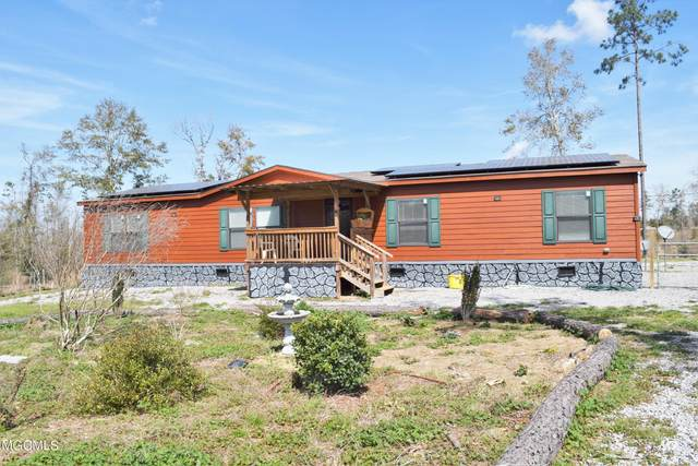 211 Park Dr, Lucedale, MS 39452 (MLS #374044) :: Coastal Realty Group