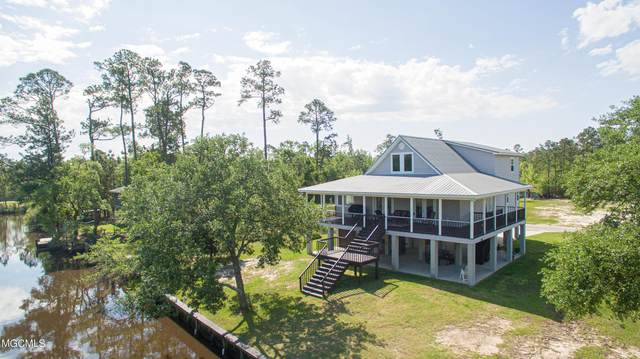 2036 Hollywood Dr, Bay St. Louis, MS 39520 (MLS #374086) :: The Demoran Group at Keller Williams