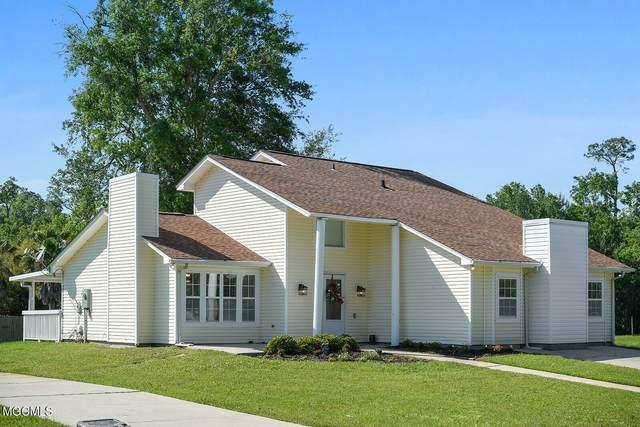 104 Idlewood Dr, Waveland, MS 39576 (MLS #374087) :: Dunbar Real Estate Inc.