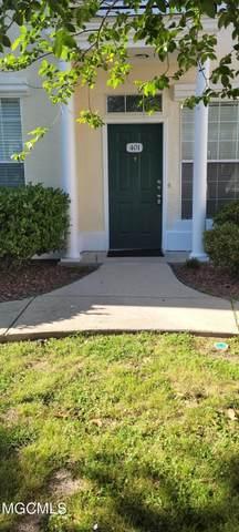 2252 Beach Dr #401, Gulfport, MS 39507 (MLS #374289) :: Dunbar Real Estate Inc.