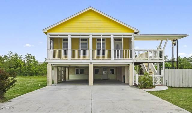112 Buena Vista Dr, Long Beach, MS 39560 (MLS #374312) :: Keller Williams MS Gulf Coast