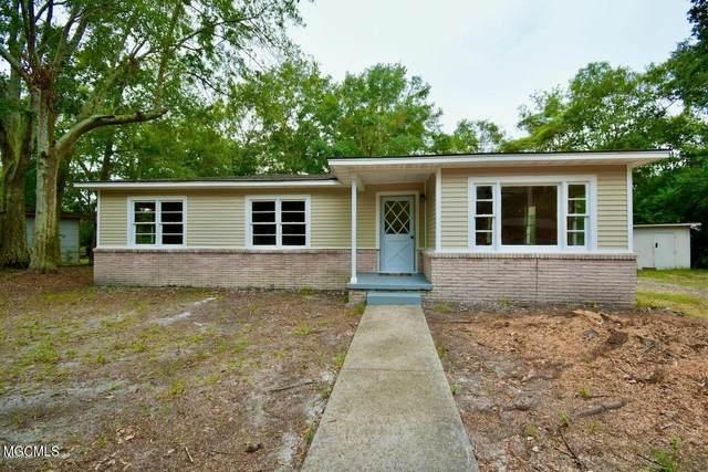 1827 41st Ave, Gulfport, MS 39501 (MLS #374373) :: Dunbar Real Estate Inc.