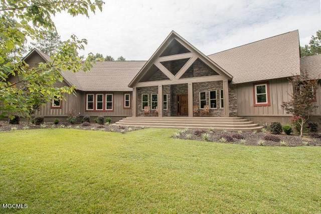 94 Highway 13, Wiggins, MS 39577 (MLS #374385) :: Berkshire Hathaway HomeServices Shaw Properties