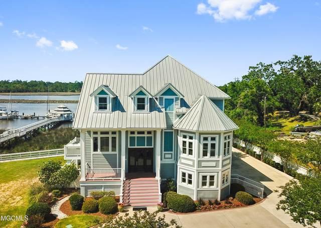 109 Iberville Landing Dr, Ocean Springs, MS 39564 (MLS #374468) :: Dunbar Real Estate Inc.