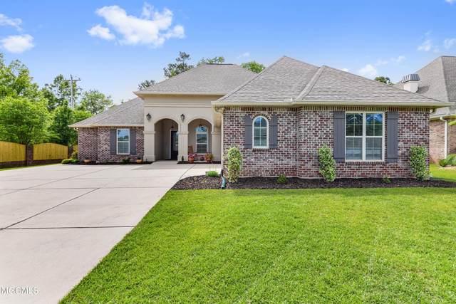 803 Darius Dr, Biloxi, MS 39532 (MLS #374536) :: Berkshire Hathaway HomeServices Shaw Properties