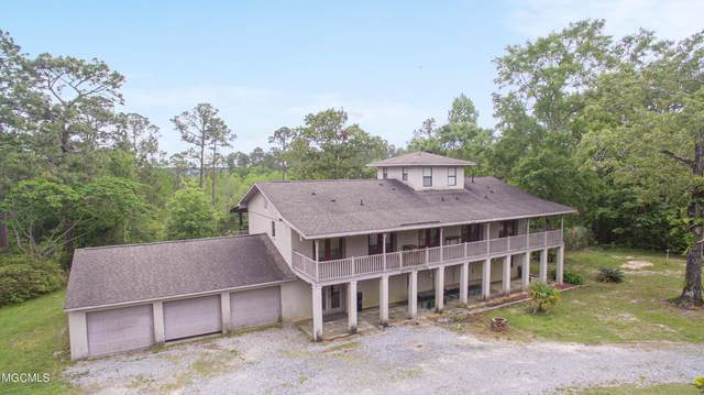 10501 Johns Bayou Rd, Vancleave, MS 39565 (MLS #374551) :: Coastal Realty Group