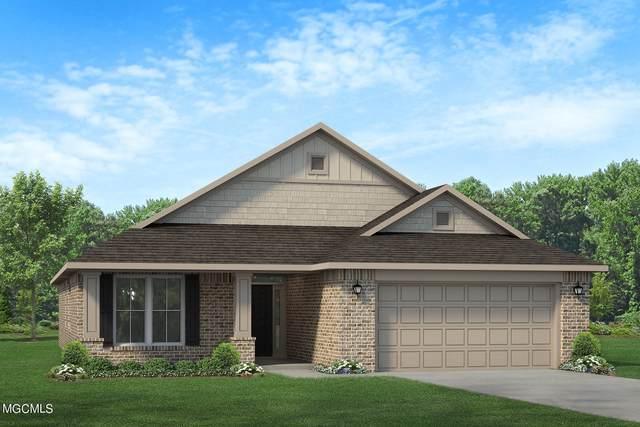 14064 Plantation Oaks Dr, Gulfport, MS 39503 (MLS #374610) :: Dunbar Real Estate Inc.