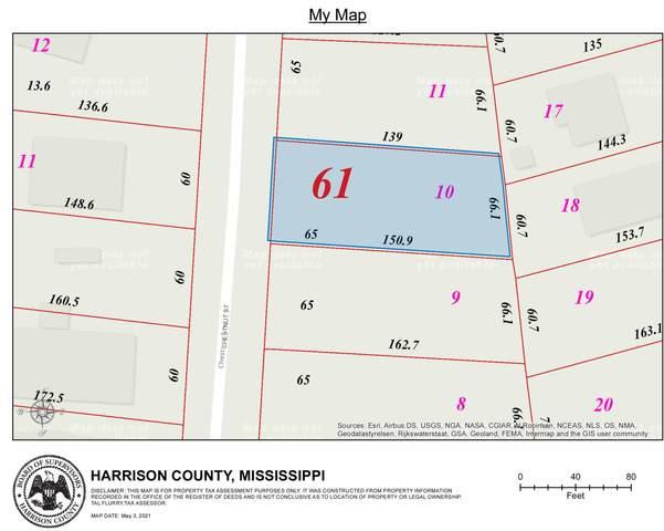 0 Chestnut St, Pass Christian, MS 39571 (MLS #374620) :: Dunbar Real Estate Inc.