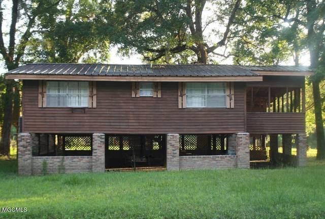 2109 Pascagoula Dr, Lucedale, MS 39452 (MLS #374624) :: Dunbar Real Estate Inc.