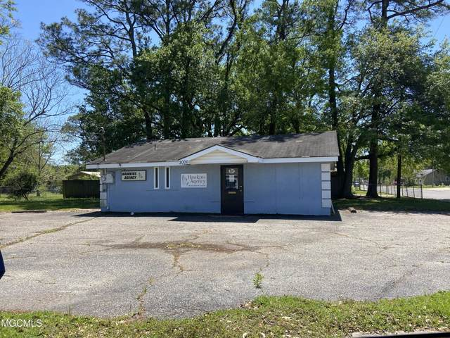 2006 Old Mobile Ave, Pascagoula, MS 39567 (MLS #374628) :: Berkshire Hathaway HomeServices Shaw Properties