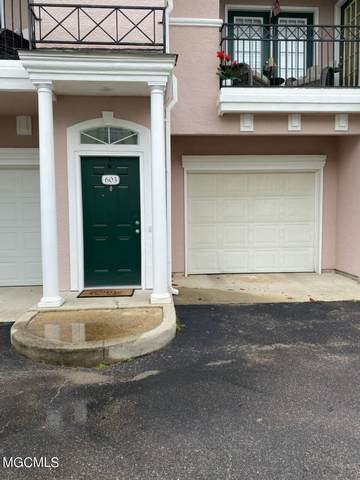 2252 Beach Dr #603, Gulfport, MS 39507 (MLS #374635) :: Dunbar Real Estate Inc.