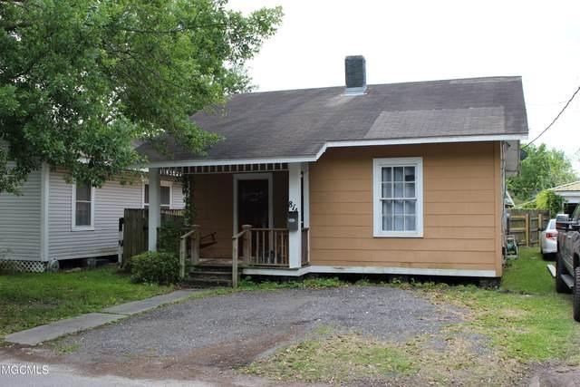 814 Lafayette Ave, Pascagoula, MS 39567 (MLS #374652) :: Coastal Realty Group