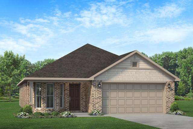 14028 Plantation Oaks Dr, Gulfport, MS 39503 (MLS #374668) :: Dunbar Real Estate Inc.