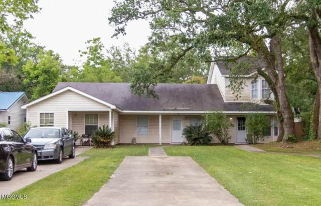 1814 18th Ave, Gulfport, MS 39501 (MLS #374672) :: The Sherman Group