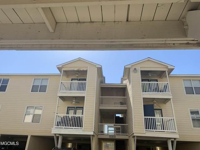 2421 Beachview Dr G04, Ocean Springs, MS 39564 (MLS #374720) :: Keller Williams MS Gulf Coast