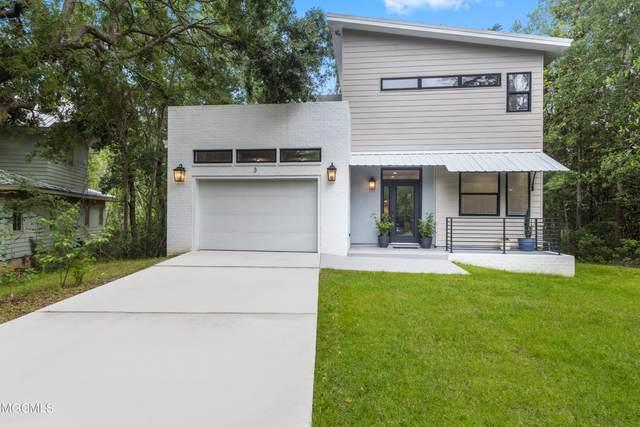 3 Mimosa Cv, Ocean Springs, MS 39564 (MLS #374742) :: Berkshire Hathaway HomeServices Shaw Properties