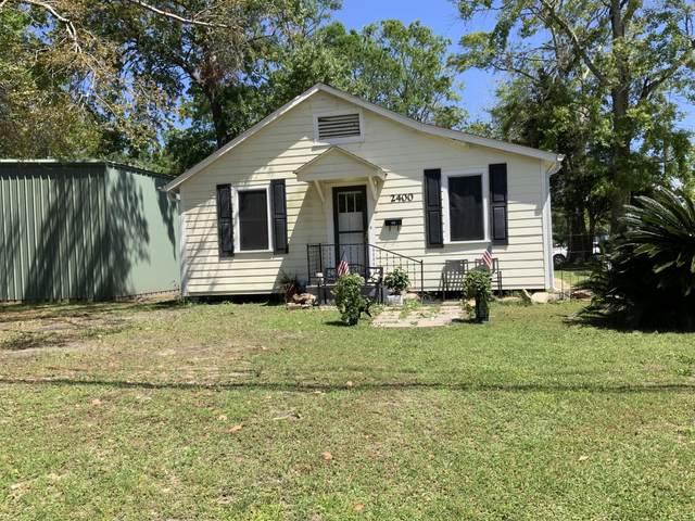 2400 24th Ave, Gulfport, MS 39501 (MLS #374762) :: Coastal Realty Group